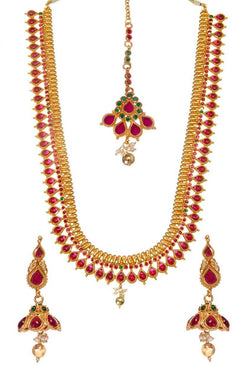 Golden Ruby Set - JSJMNES1735