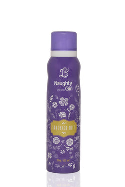 Naughty Girl LAVENDER MIST Deodorant for Women- 150ml