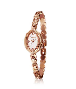 Time Off White/Rose Gold/Rose Gold Stainless Steel/Stainless Steel WOMEN CASUALWATCH $ 100000898595