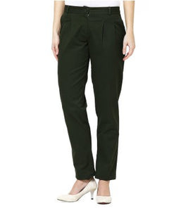 Atorse Dark Green Trouser