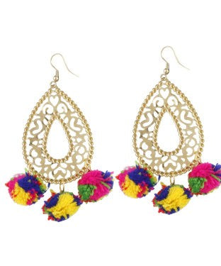 aradhya Alloy Dangle Earring