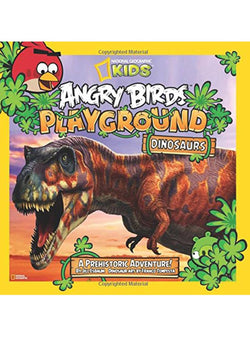 Angry Birds Playground: Dinosaurs: A Prehistoric A