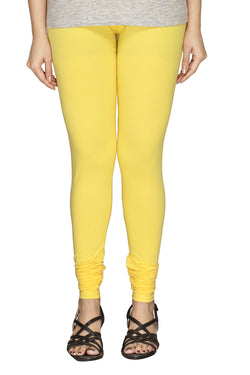 Minu   Premium Yellow  womens  Leggings $ PL_05