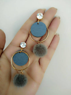 Gaurik Designer earring $ Earrings No. 17