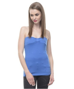 Alcott Royal Blue Tube Top