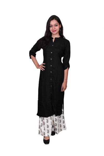 Libas CLoset The Kurti and Palazo Set $ Libas-046