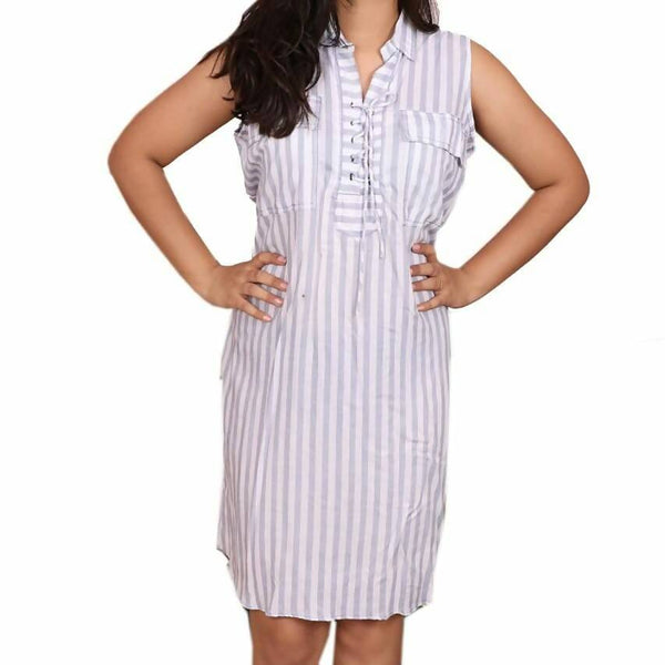 Libas Closet Cotton Women's A-Line Midi Dress $ Libas Closet-015