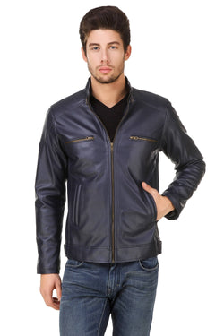 Smerize Men's Wolverine Faux Leather Jacket $ 8SME