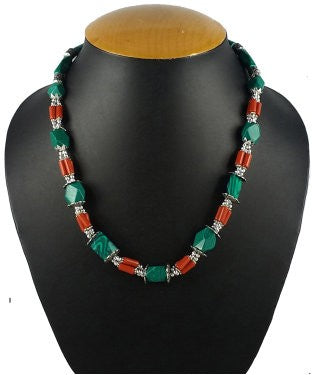 Aradhya Stone Necklace