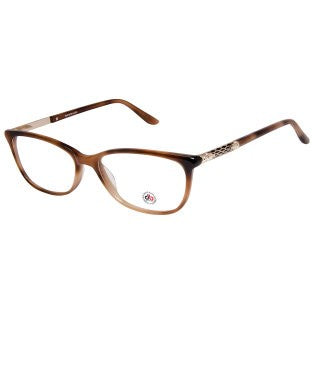 David Blake Brown Cat Eye Full Rim EyeFrame