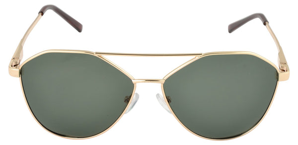 Lawman UV Protected Green Unisex Sunglasses-LawmanPg3 Sunglasses LM4508 C3 (Green)