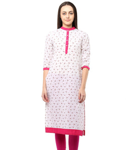 MULTI COLOR COTTON HOMA KURTIS