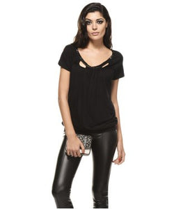 GLAM A GAL S/S Top