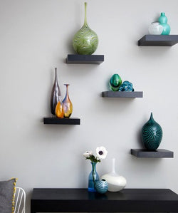 THE NEW LOOK Wooden Wall Shelf-100000813531