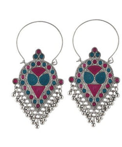 Aradhya Beads Metal Drop Earring, Dangle Earring, Hoop Earring