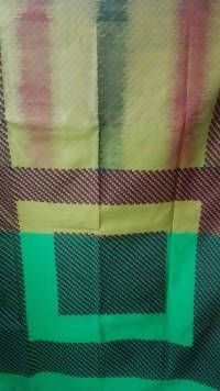 Festive Buzz Green & Mustrad Cotton Handloom Sarees $ 1437