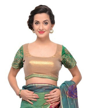 Semi Silk Blouse