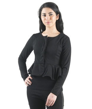 Elizabeth Full Sleeves Jacket