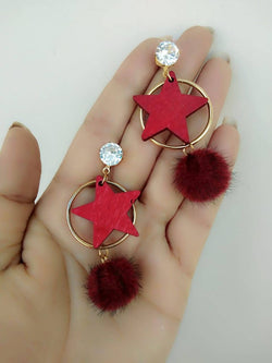Gaurik Designer earring $ Earrings No. 13