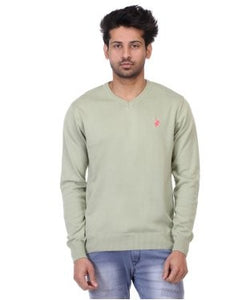 Westbrook Polo Club Pista Green F/S Sweater
