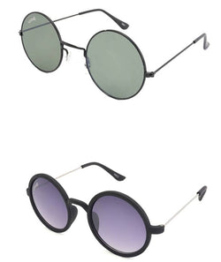 Benour pack of 2 Unisex Sunglasses $ BENCOM194