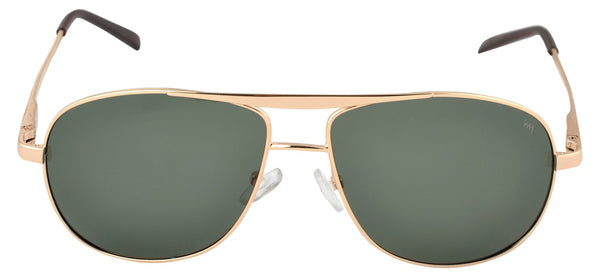 Lawman UV Protected Green Unisex Sunglasses-LawmanPg3 Sunglasses LM4503 C3 (Green)