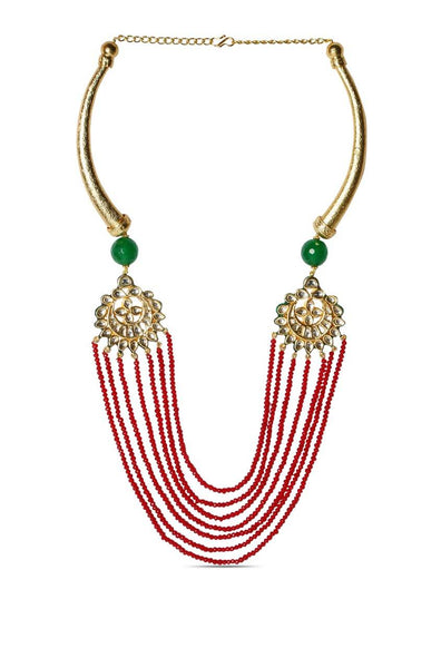 Anar Dana Necklace - JMRJNEC9069
