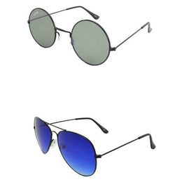 Benour pack of 2 Unisex Sunglasses $ BENCOM192