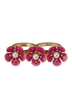 BAUBLE BURST Ring (Two fingers)-100000966823