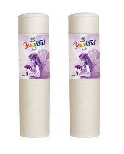 BEAUTIFUL TALC ANGELIC for Women - Pack of 2 (250gm each)