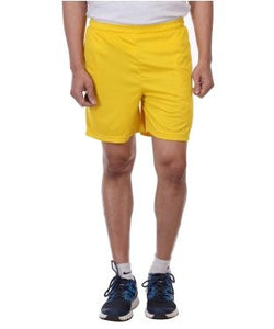 Dazzgear Yellow Cotton Shorts