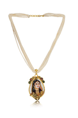BAUBLE BURST Royal Jodha Necklace