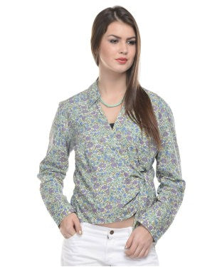 ENTEASE MULTI COTTON TOP