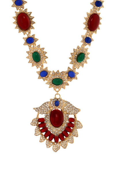 Colour Charisma Necklace - JIGANEC5859