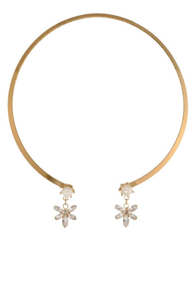 Morning Star Open Necklace - JIYGNEC5717