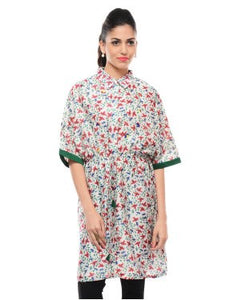 Rimzim Dadu Off White And Multi Tunic