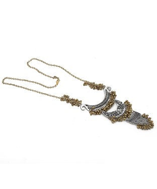 Aradhya Silver, Copper Plated Brass Necklace