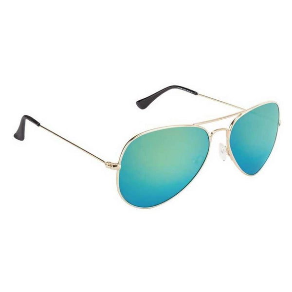 Benour Men's Silver Aviator Sunglasses $ BENAV041