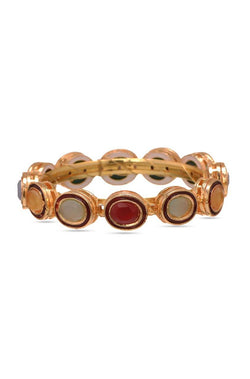 Bauble Burst Shahi Rang Bangle
