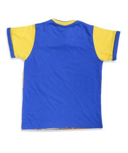 Square Short Sleeves T-Shirt