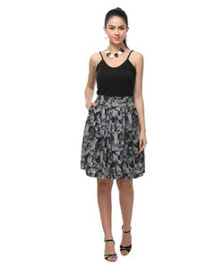 Free Spirit Kneelength Skirt