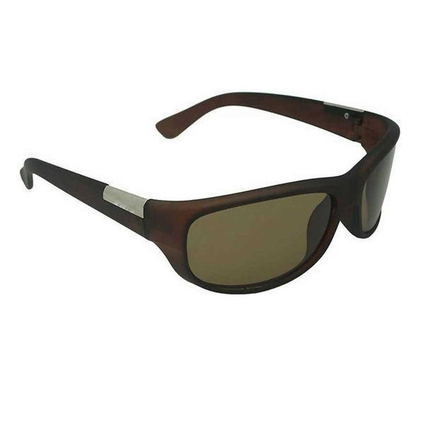 Benour Men's Brown Wrap-around Sunglasses $ BENSTN010