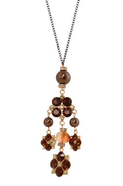 Beadaholic Necklace - JISSNEC5719