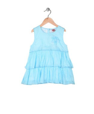 612 League Sky Blue Dress