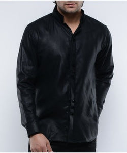 Dastak Black F/S Shirt