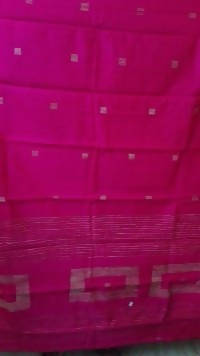 Festive Buzz Pink Cotton Handloom Sarees $ 1420