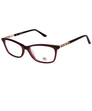 David Blake Maroon Cat Eye Full Rim EyeFrame