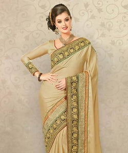 Saree with Blouse AW_100000380877