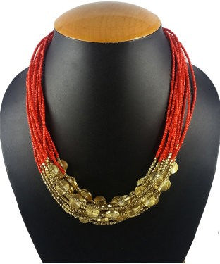 Aradhya Beads Plastic Necklace