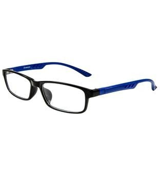 Cardon Black  Rectangular EyeFrame